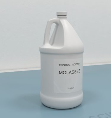 Drosophila Molasses, Conduct Science