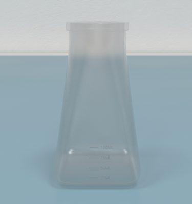 Drosophila Bottles, 6oz Dimensions: 57 x 57 x 103mm