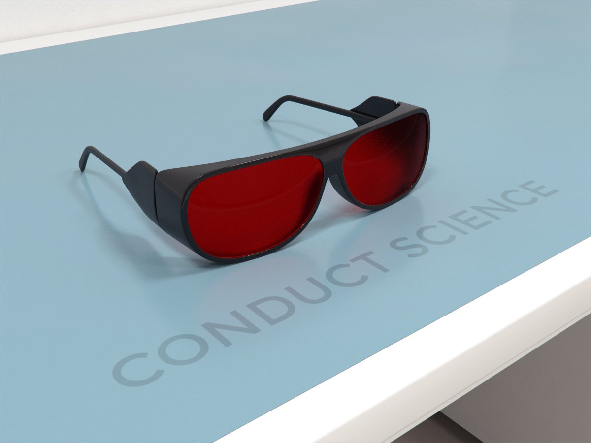 Optogenetics Laser Goggles - Product Image - ConductScience