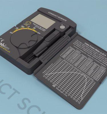 Optogenetics Laser Power Meter - Product Image - ConductScience